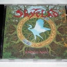 CDs de Música: CD SKYCLAD - JONAH´S ARK. Lote 197381945