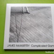 CDs de Música: JAMES MCMURTRY - COMPLICATED GAME - DIGIPACK - 2014 - COMPRA MÍNIMA 3 EUROS. Lote 197429541