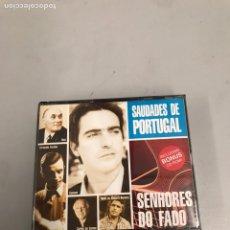 CDs de Música: SAUDADES DE PORTUGAL. Lote 197446263