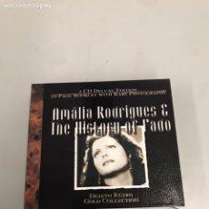 CDs de Música: AMALIA RODRIGUES. Lote 197449171