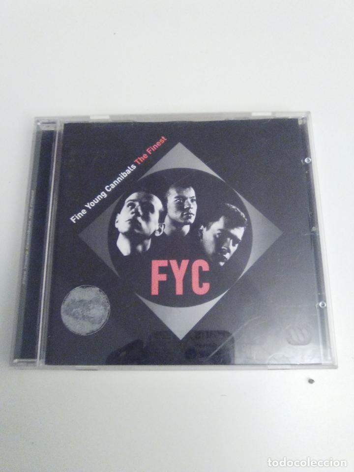 FINE YOUNG CANNIBALS THE FINEST ( 1999 LONDON ) EXCELENTE ESTADO (Música - CD's Pop)