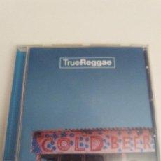 CDs de Música: TRUE REGGAE ( 2007 SPECTRUM) BOB MARLEY ASWAD DILLINGER AUGUSTUS PABLO RICO LEE PERRY JAHMAN. Lote 197460116
