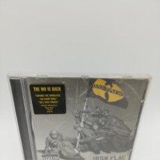 CDs de Música: IRON FLAG THE WU IS BACK. Lote 197464866