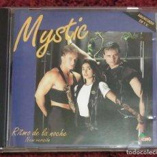 CDs de Música: MYSTIC (RITMO DE LA NOCHE - NEW VERSIÓN) CD 1991. Lote 197475156