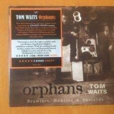 CDs de Música: ORPHANS TOM WAITS 3 CD NUEVOS!. Lote 197502582