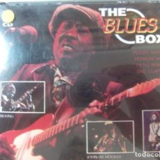CDs de Música: DOBLE CD THE BLUES BOX B B KING JOHN LEE HOOKER ERIC CLAPTON JOHN MAYALL. Lote 197505547