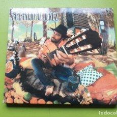 CDs de Música: EL CANIJO DE JÉREZ - EL NUEVO DESPERTAR DE LA FARÁNDULA CÓSMICA - 2012 - COMPRA MÍNIMA 3 EUROS. Lote 197536890