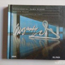 CDs de Música: MOZART CONCIERTOS PARA PIANO - MAURIZIO POLLINI - ORQUESTA FILARMONICA DE VIENA / CD RF-3149. Lote 197559952