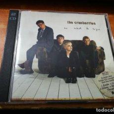 CDs de Música: THE CRANBERRIES NO NEED TO ARGUE DOBLE CD ALBUM CD 1: 13 TEMAS CD 2: 4 TEMAS DOLORES O´RIORDAN 2 CD. Lote 197574722
