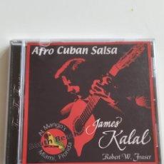 CDs de Música: AFRO CUBAN SALSA - JAMES KALAL CD. Lote 197582437