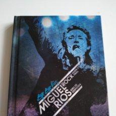 CDs de Música: BYE BYE RÍOS, ROCK HASTA EL FINAL - LIBRO CD MIGUEL RÍOS. Lote 197590515