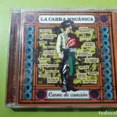 CDs de Música: LA CABRA MECÁNICA - CARNE DE CANCIÓN - 2009 - COMPRA MÍNIMA 3 EUROS. Lote 197649951