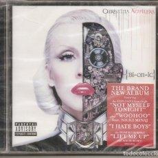 CD de Música: CHRISTINA AGUILERA - BIONIC (CD, SONY MUSIC 2010, PRECINTADO). Lote 214245521