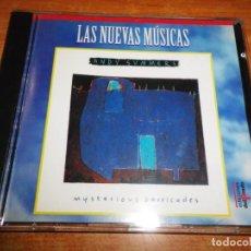 CDs de Música: ANDY SUMMERS MYSTERIOUS BARRICADES CD ALBUM 1995 PORTADA PARA ESPAÑA COLECCION LAS NUEVAS MUSICAS. Lote 197751353