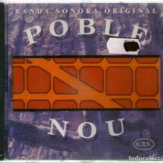 CDs de Música: CD POBLE NOU (B.S.O.) NUEVO, PRECINTADO... POBLE NOU - BANDA SONORA ORIGINAL. Lote 197799753