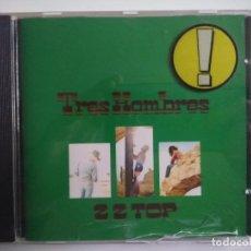 CDs de Música: CD ZZ TOP, TRES HOMBRES WARNER BROSS. Lote 197816991