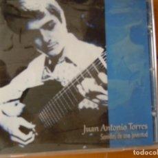 CDs de Música: JUAN ANTONIO TORRES , SONIDOS DE UNA JUVENTUD ,SPANISH CD / SEVILLANAS -FLAMENCO. Lote 197826711