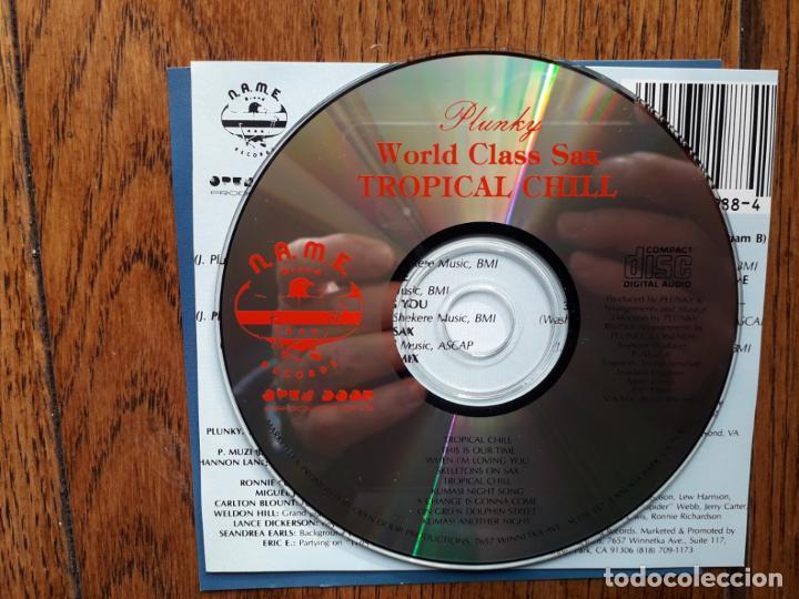 CDs de Música: Plunky - tropical chill - Foto 3 - 197839118