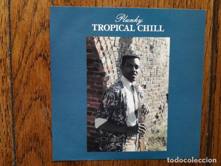 PLUNKY - TROPICAL CHILL (Música - CD's Jazz, Blues, Soul y Gospel)