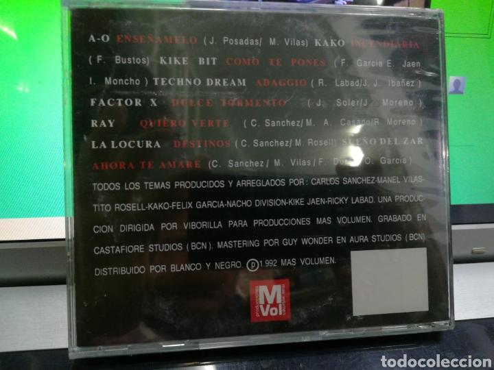 CDs de Música: Techno ciudad cd 1992 rareza precintado - Foto 2 - 197843005