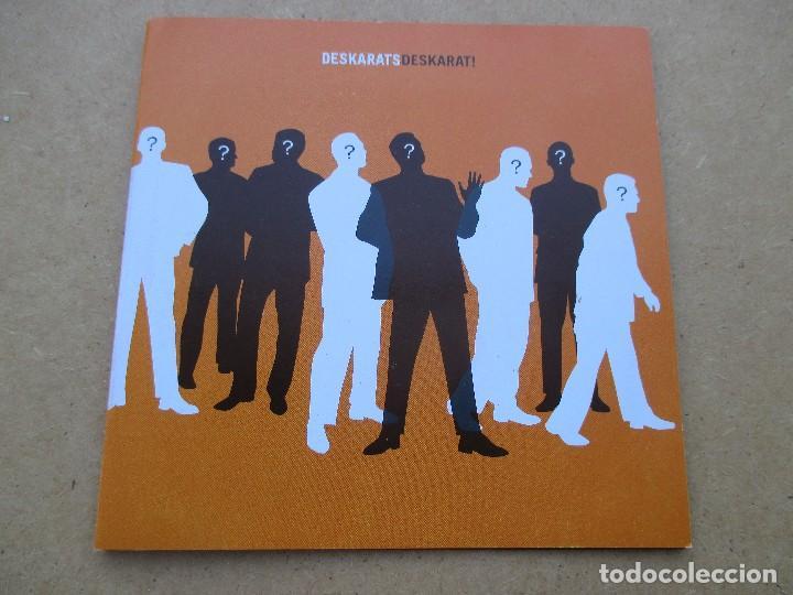 DESKARATS DESKARAT! DEMO MAQUETA 5 CANCIONES SKA (Música - CD's Reggae)