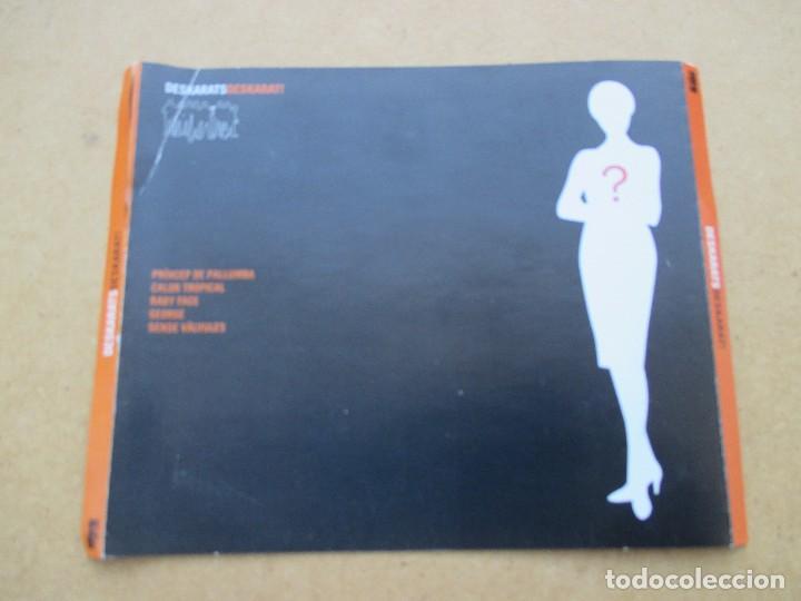 CDs de Música: DESKARATS DESKARAT! DEMO MAQUETA 5 CANCIONES SKA - Foto 2 - 197863890