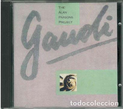 ALAN PARSONS PROJECT, GAUDI (Música - CD's New age)