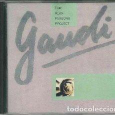 CDs de Música: ALAN PARSONS PROJECT, GAUDI. Lote 197864546