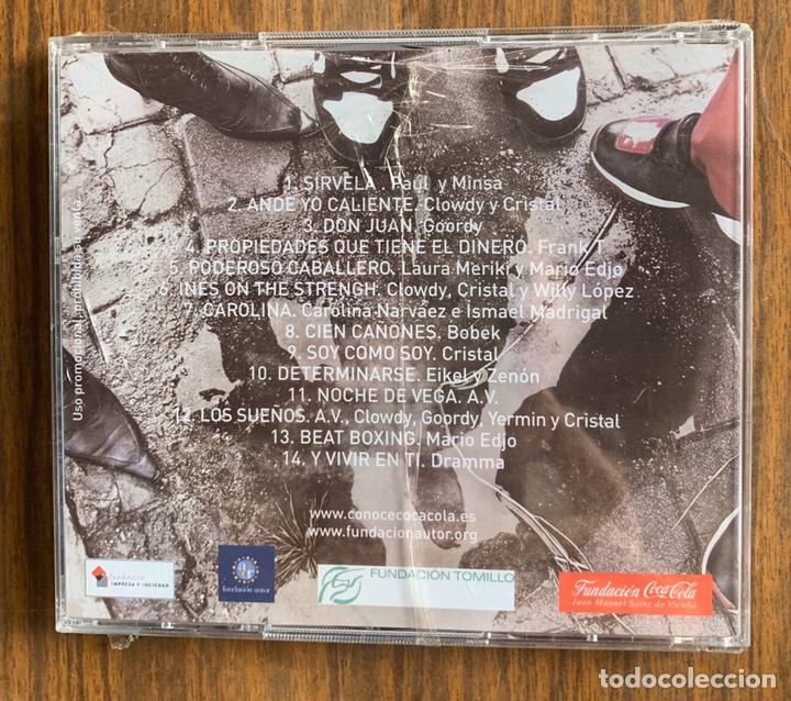 CDs de Música: Rapsodas del barrio - Foto 3 - 196638380