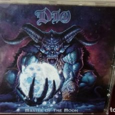 CDs de Musique: DIO ‎– MASTER OF THE MOON. Lote 197947188