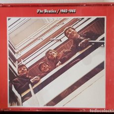 CDs de Música: THE BEATLES 1962 - 1966 CAJA 2CD. Lote 198018166