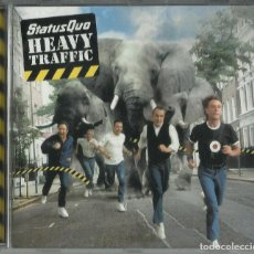 CDs de Música: STATUS QUO HEAVY TRAFFIC. Lote 198022942