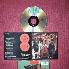 CDs de Música: PROCESS AND THE DOO RAGS: TOO SHARP. CD 1985.. Lote 198034435