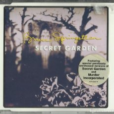 CDs de Música: BRUCE SPRINGSTEEN SECRET GARDEN. Lote 198044930