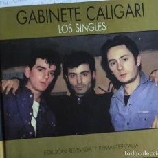 CDs de Musique: GABINETE CALIGARI-LOS SINGLES. Lote 198128710