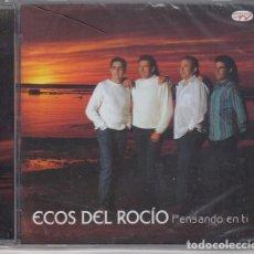 CDs de Música: ECOS DEL ROCIO - PENSANDO EN TI - CD NUEVO PRECINTADO. Lote 198204443