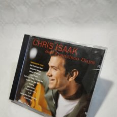 CDs de Música: CHRIS ISAAK. Lote 198219215