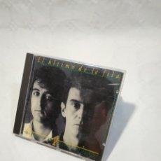 CDs de Música: EL ÚLTIMO DE LA FILA. Lote 198220451