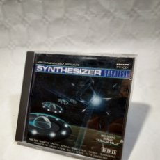 CDs de Música: SYNTHESIZER GREATEST. Lote 198220878