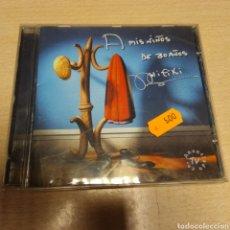CDs de Música: MILIKI - A MIS NIÑOS DE 30 AÑOS CD - MIGUEL BOSE MIGUEL RIOS CELIA CRUZ EMILIO ARAGON -20 TEMAS. Lote 198308831