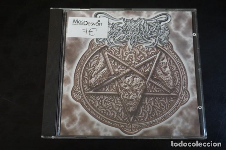 (CD - NUEVO) / DEMONIZED – DEMONIZED - OSMOSE PRODUCTIONS – OPCD 150 (Música - CD's Heavy Metal)