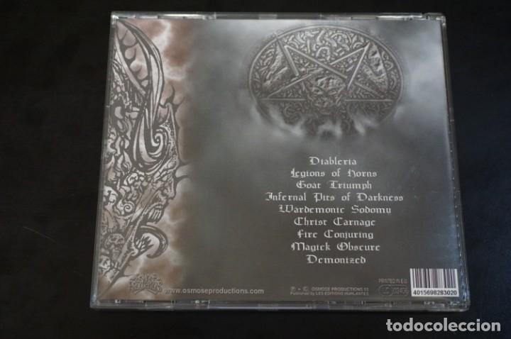 CDs de Música: (CD - nuevo) / Demonized – Demonized - Osmose Productions – OPCD 150 - Foto 2 - 198343971