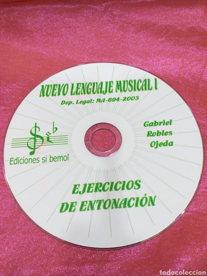 CD EJERCICIOS ENTONACIÓN 1° CONSERVATORIO ELEMENTAL MUSICA (Música - CD's Otros Estilos)