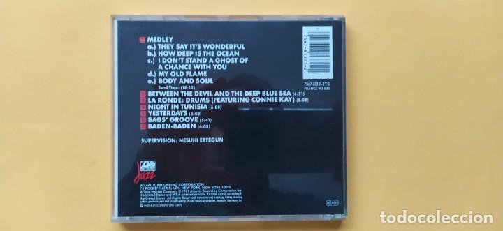 CDs de Música: THE MODERN JAZZ QUARTET - ATLANTIC JAZZ MASTERS CD MUSICA - Foto 2 - 198344102