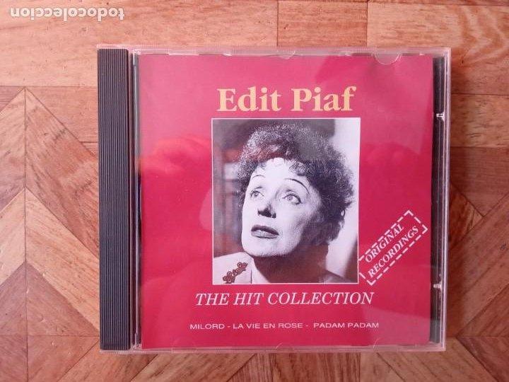 EDIT PIAF - THE HIT COLLECTION - CD 1995 (Música - CD's Otros Estilos)