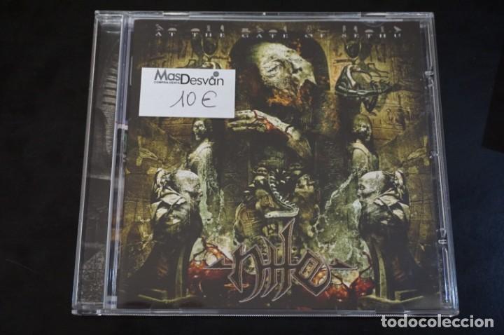 (CD - NUEVO) / NILE – AT THE GATE OF SETHU - NUCLEAR BLAST – 27361 28182 (Música - CD's Heavy Metal)