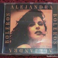 CDs de Música: MARIA CONCHITA ALONSO (BOLEROS) CD 1994 - TEMAS DE LA TELENOVELA ALEJANDRA. Lote 198344663