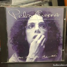 CDs de Música: CD ALBUM PEDRO GUERRA TAN CERCA DE MI ROSANA ISLAS CANARIAS OFRENDA DVD SILVIO RODRIGUEZ GOFIONES. Lote 198400147