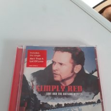 CDs de Música: SIMPLY RED LOVE AND THE RUSSIAN WINTER CD. Lote 198401680
