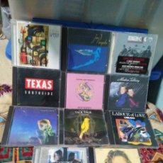 CDs de Música: LOTE DE 11 CD MÚSICA ( GRUPOS EXTRANJEROS ). Lote 198462472